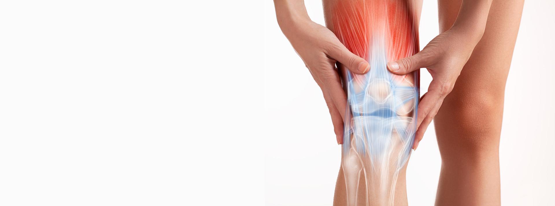 Verhelp stijfheid van spieren